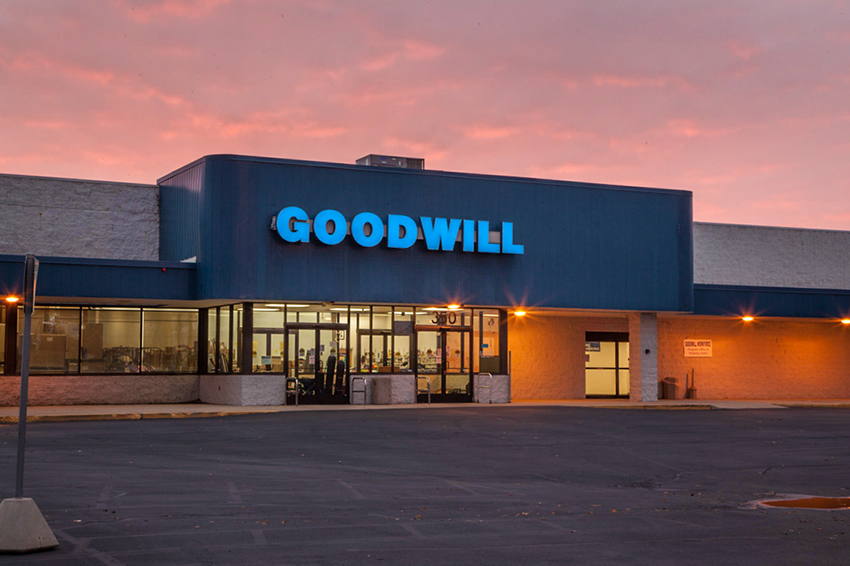 goodwill industries Goodwill industries international inc, or shortened to goodwill, (stylized as goodwill) is an american nonprofit 501(c)(3) organization that provides job training, employment placement services, and other community-based programs for people who have barriers preventing them from otherwise obtaining a job.