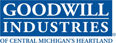 Goodwill Industries of Central Michigan's Heartland Logo